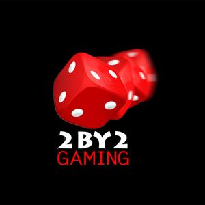 2 by 2 gaming logo