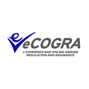 eCOGRA (e-Commerce and Online Game Regulation and Assurance) logo